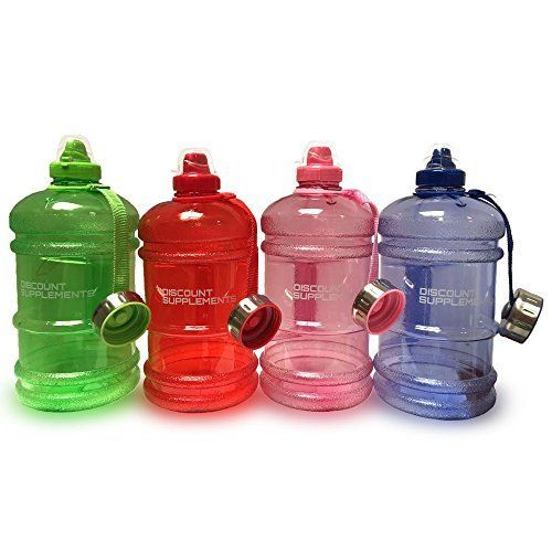 Discount Supplements 2.2 Litre BPA free Water Bottle Jug with FREE Sports Lid (Pink) No description (Barcode EAN = 5391525650142). http://www.comparestoreprices.co.uk/december-2016-6/discount-supplements-2-2-litre-bpa-free-water-bottle-jug-with-free-sports-lid-pink-.asp