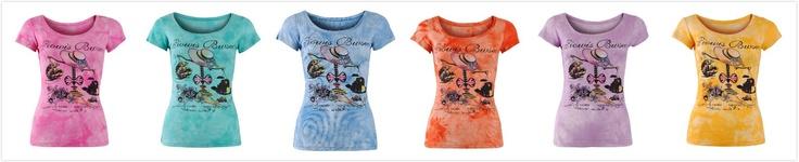 Batikolt póló. http://www.monarey.eu/Clothes/top-400