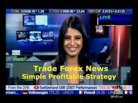 How To Trade Forex News Simple 2 Step Trading Strategy For