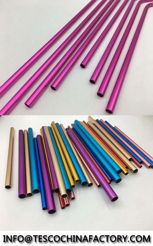 where to buy aluminum straws and find aluminum straws