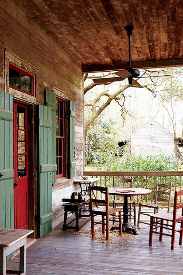 Step Inside The Ultimate Bayou Cottage Gardens Barn