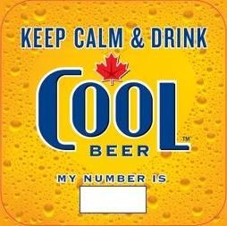 Keep Calm & Drink Cool!
