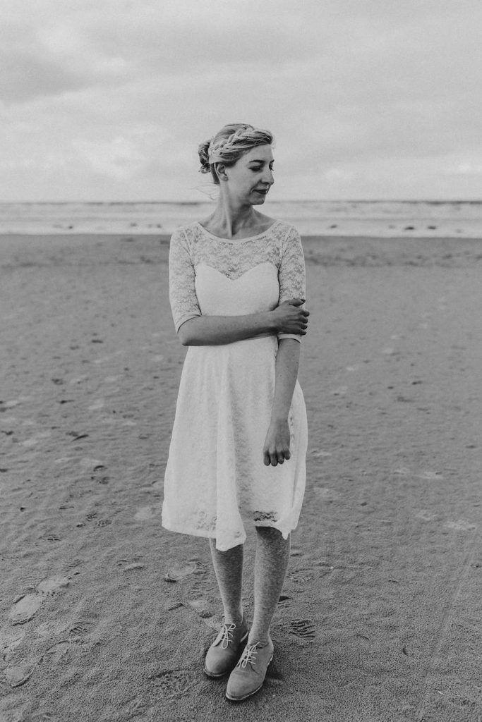 Ja, ich will - mein Hochzeitskleid selber nähen! Erfahrt auf sewundso.de, wie ich mein Brautkleid genäht habe.