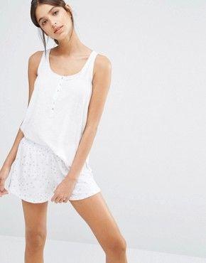 Sleepwear   Camisoles, chemises & pyjamas   ASOS