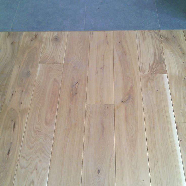 Rustieke eiken parket. De perfecte vloer voor uw landelijk ingerichte woning.