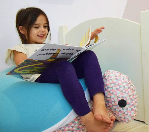 This is an amazing piece of furniture for your kids play room. Turtle shaped giant bean bag chair is soft and cuddly, fun to lean on, great floor pillow to relax and a good bedtime story point. The flexibility of the Styrofoam beanbag fill, adjusts beautifully to the body, thats why the turtle bean bag is an excellent gift for newborn and toddlers, as it wraps around the babys body and gives him a secure and soothing filling that he needs. At a later stage the turtle beanbag is great support…