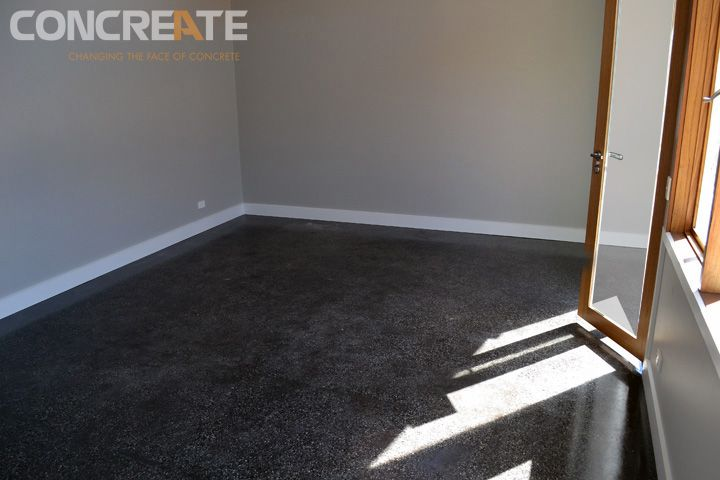 Looking for something new in flooring?  Our polished concrete floors add style to any living space.