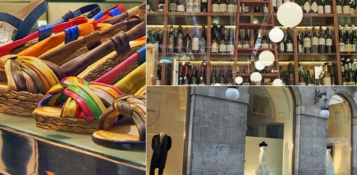 Weet je dat je geweldig kan shoppen aan de #CostaBlanca? Ontdek de warenhuizen, speciaalzaken, galeries en meer...!