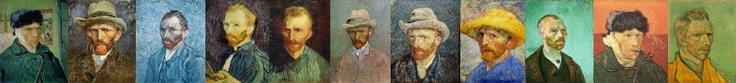 Van Gogh - El Hombre de las mil caras
