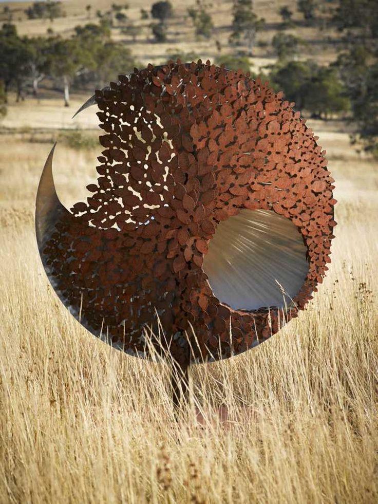 Corten Steel 50 Very Trendy Garden Decor Ideas Outdoor