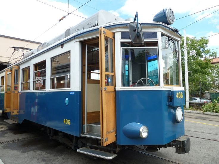 **Opicina Tramway (cheap tram between Opicina and Trieste that one MUST take!) - Trieste, Italy