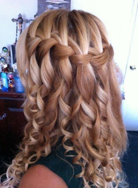 So cool looking! And perfect perfect curls!!!