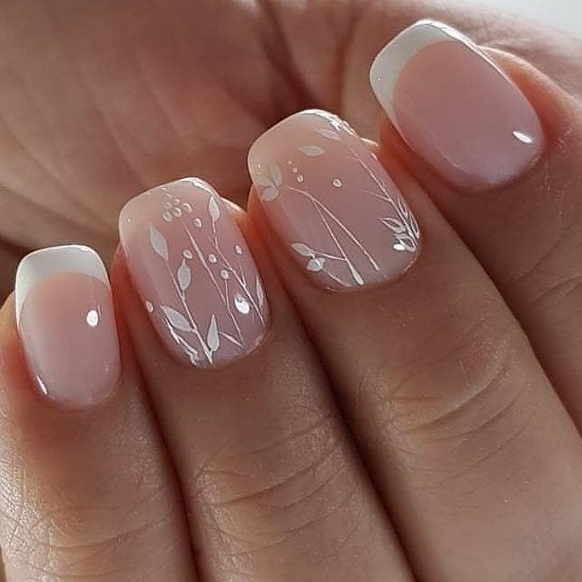 Amazing 53 Outstanding Bridal Nails Art Designs Ideas 2018-2019 101outfit.com/…..