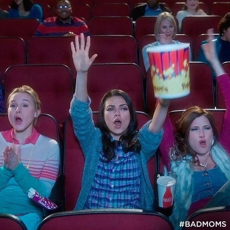 Mila Kunis Kristen Bell and Kathryn Hahn start filming 'Bad Moms Christmas' movie sequel to 'Bad Moms'