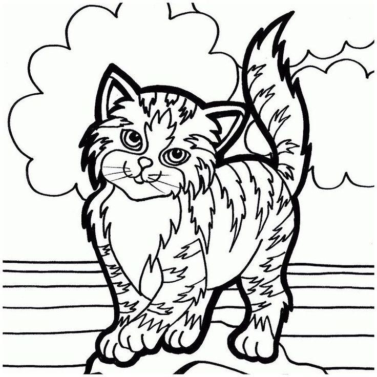 Resultado de imagen para gatos para pintar