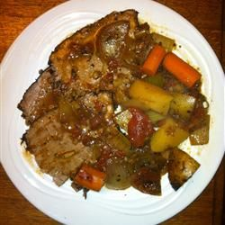 Brasato Stile Italiano (Pot Roast Italian Style) Allrecipes.com