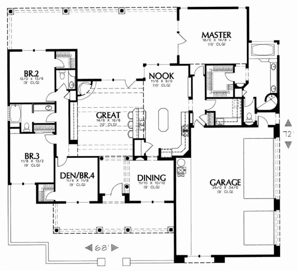 Free Program To Draw House Plans Needs To Build Your Own Home You Ve Landed On The Right Site Bett With Images Floor Plan Design House Floor Plans Home Design Software