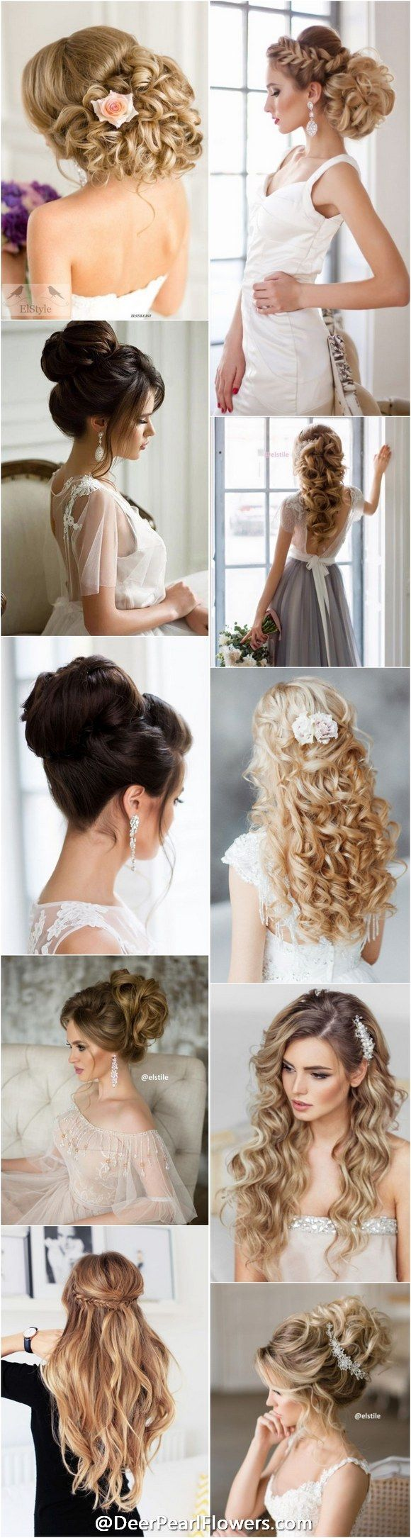 Long Wedding Hairstyles Best Instagram