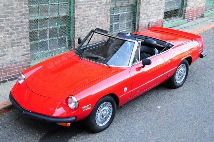Alfa Romeo Spider Niki Lauda Edition