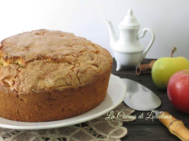 Niente come una Torta di Mele profuma di casa, di nonna e di amore, come questa deliziosa e soffice Torta di Mele irlandese, semplicissima da preparare