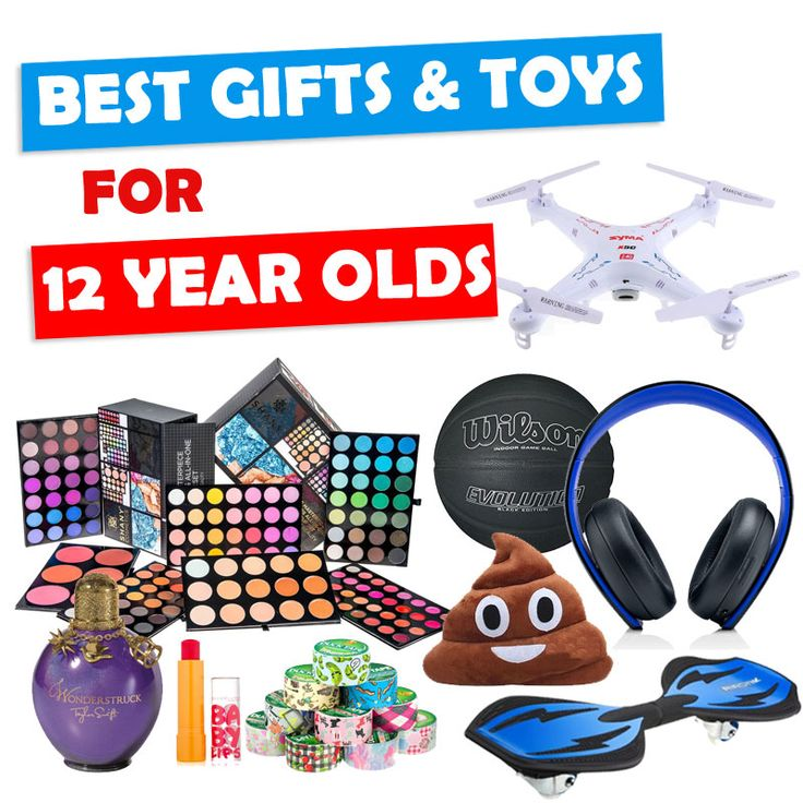 Best Gifts And Toys For 12 Year Olds 2018