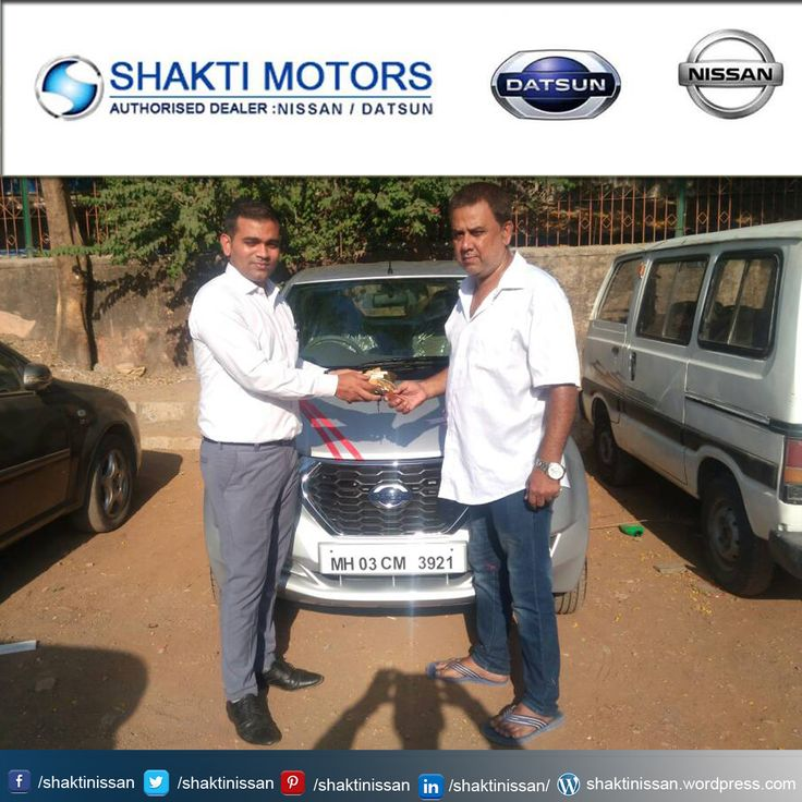 """Our Proud Customer Congratulations """"Mr. Mohammad Amin"""" for getting his new #DATSUN Car. Know more about Shakti Nissan : https://goo.gl/ut3aHJ  #DatsunCarDelivery #NissanCar #Sunny #Terrano #Active"""