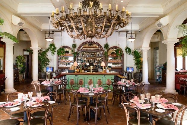 Irvine Habana Restaurant Offers The Best Of Cuba At The Spectrum Cafe Bar Design Restaurant Cuban Restaurant