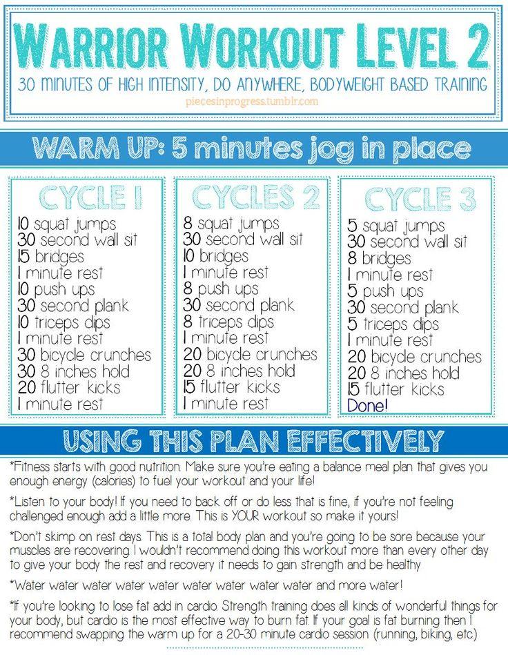 Best 25+ Warrior workout ideas on Pinterest Side workouts, Plank - sample masshealth fax cover sheet