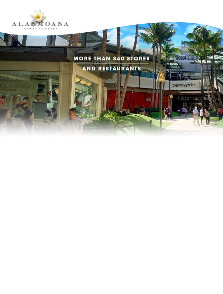 Ala Moana Center: Hawaii's Premier Shopping, Entertainment, and Dining Destination