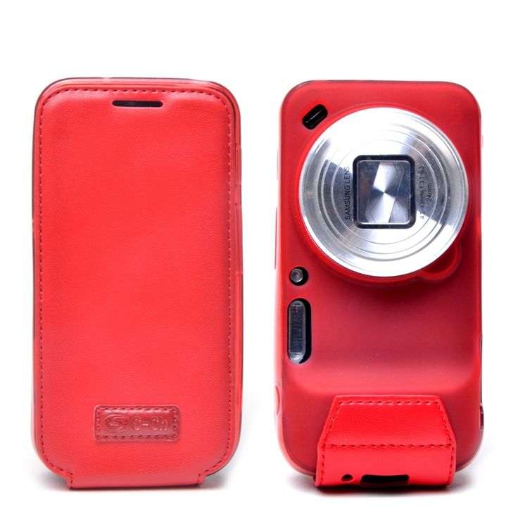 Чехол, s 2-сн для Galaxy S IV S4 увеличить C101 роскошь полиуретан кожа бумажник ( 2 держателей кредитных ) smart с тпу чехол аксессуары
