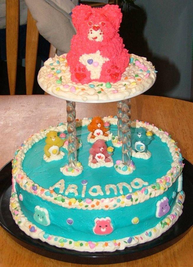 B Day Cake Decoration : Lovely #birthday# cake idea Kids B day Cake Ideas ...
