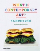 """What is Contemporary Art?: A Children's Guide  Ed. Thames & Hudson Ltd  Jacky Klein y Suzy Klein  Octuber, 2012  64 pages / English edition  Hardcover  """"What is Contemporary Art?"""" is the ideal introduction for children aged eight and over to art made since the 1960s. http://tienda.museothyssen.org/en/publicaciones/fondo-editorial/infantil-juvenil-1/arte-contemporaneo-guia-para-los-ni-os.html"""