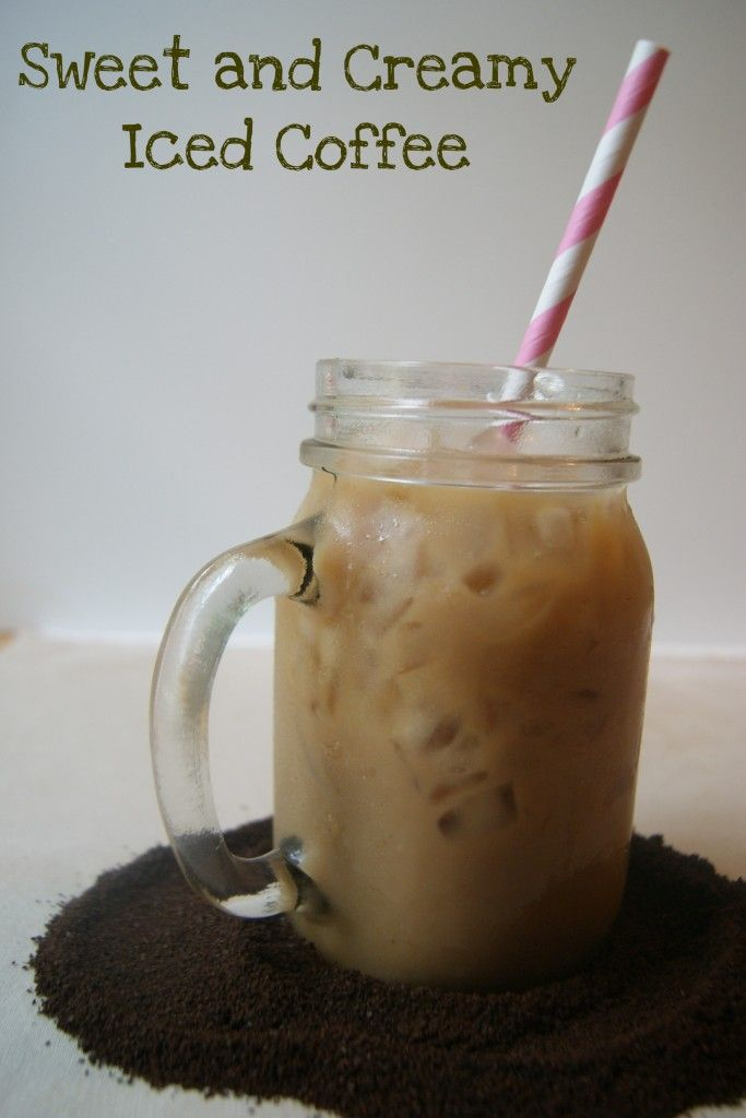 DIY Iced Coffee - Southern Cali Saver