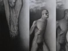visions of interiority: interrogating the male body, RAMESHWAR BROOTA: A Retrospective | Five decades of work (1963-2013) | First Private Museum of Contemporary Art, New Delhi Museum | KNMA - Kiran Nadar Museum of Art