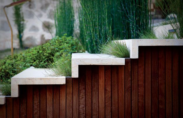 Gorgeous Stair Details Photos: Rooftop Oasis | Garden and Gun