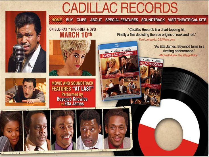 cadillac records chess records the late the movie 1940s musicals it. Cars Review. Best American Auto & Cars Review