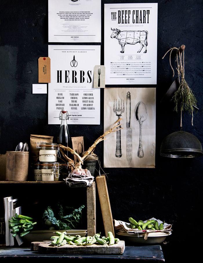 åååh va härligt! En mmåstedetalj i köket Kök, natur, inspiration