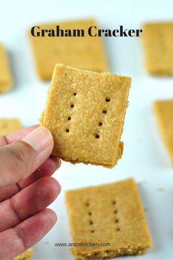 Graham cracker. #antoskitchen #graham #cracker