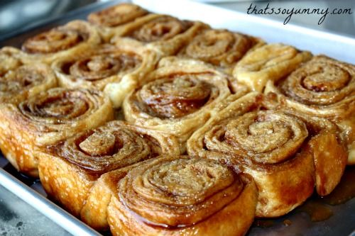 Cinnamon Sticky Buns | Recipe