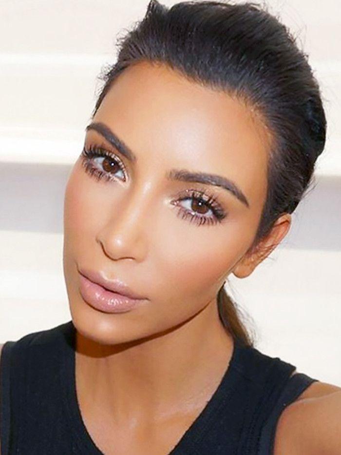 I Took A Master Class With Kim K S Makeup Artist Here S Everything I Learned Kim Kardashian Makeup Kardashian Makeup Celebrity Makeup