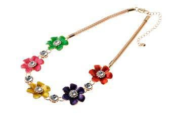 KOKOS JEWELS  crystal stines multi enamel colour