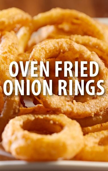 how to make onion rings without a fryer