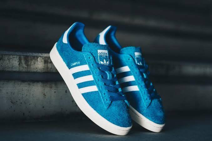 Adidas campus, Blue suede, Adidas sneakers
