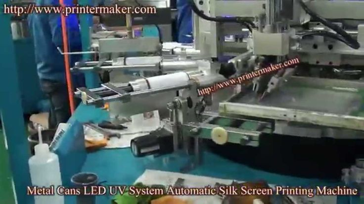 yudo silk screen machine