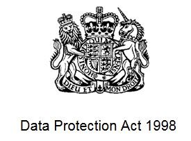 (Schools as Organisations 4.1) (Communication & relationships 4.1)  Data Protection Act 1998 - An Act to make new provision for the regulation of the processing of information relating to individuals, including the obtaining, holding, use or disclosure of such information (16th July 1998). (www.legislation.gov.uk).