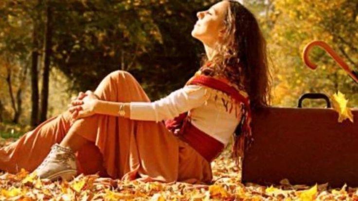 Осень пришла - пора созерцаний и  размышлений! Слайдшоу на конкурс.
