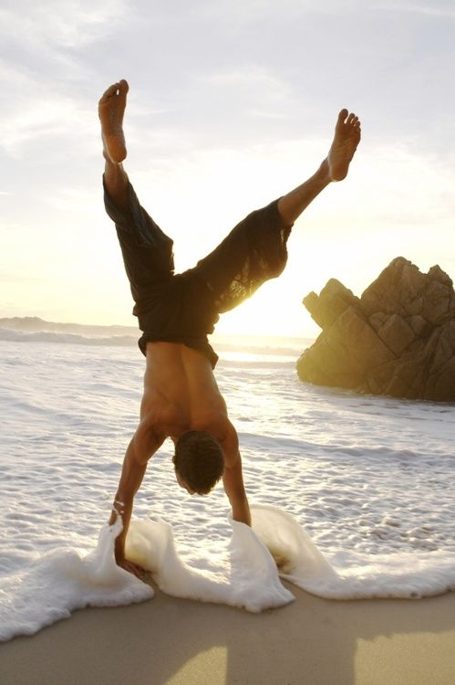 Life, Inspiration, The Ocean, At The Beach, Sea, Summer Fun, Yoga, The Waves, Hot Summer