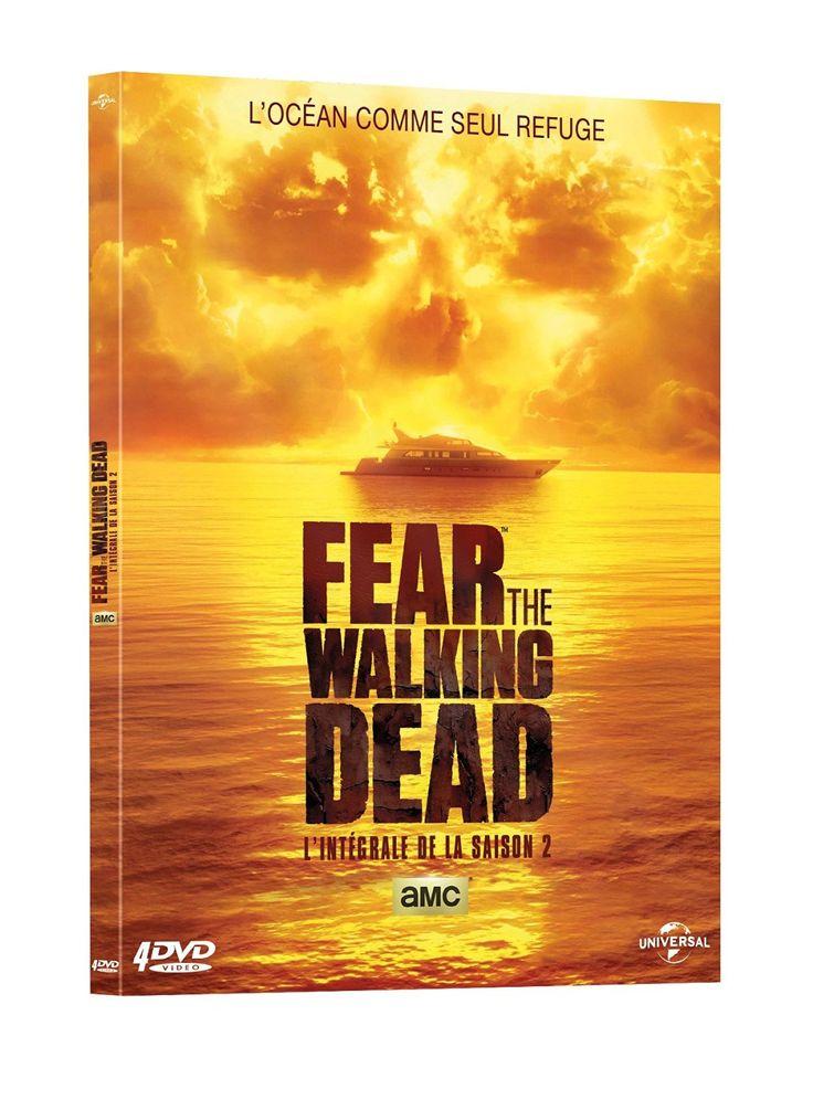 Fear the Walking Dead - Saison 2 (Blu- Ray) http://amzn.to/2eECiK9 #fearthewalkingdead #walkingdead #zombie #robertkirkman #serietv #tvshow