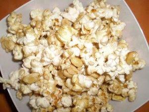 Palomitas de maíz con caramelo | Mi Sazón