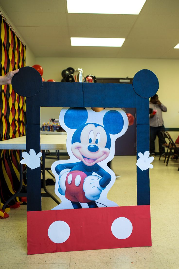 10 best masons mickey party images on pinterest mickey party mickey mouse cutout mickey photobooth